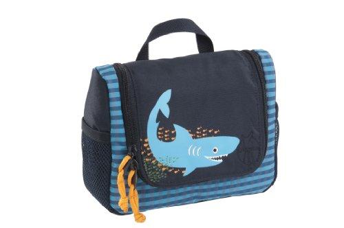 lassig-mini-washbag-kulturtasche-waschbeutel-zum-hangen-ocean-shark