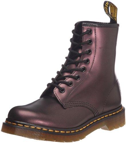 Dr. Martens Women Original  1460 W Purple Shimmer 11821510 6 Uk Regular