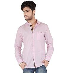 Appollo Men's Super Fine Cotton Casual Shirt-S