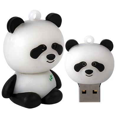 Cnl 8gb Panda Novelty Usb 2.0 Data Flash Drive Memory Stick Device by Checknet London