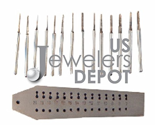 Large Screw Plate Taps # J-100062 Mfg # Bp73 Us Jewelers Depot