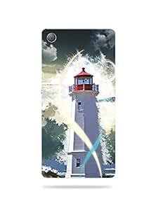 alDivo Premium Quality Printed Mobile Back Cover For Sony Xperia Z3 / Sony Xperia Z3 Printed Mobile Case (MKD033-3D-D14-SXZ3)