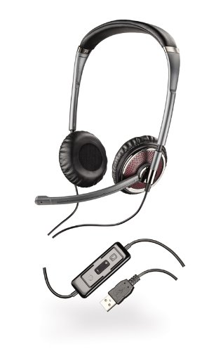Plantronics Blackwire C420-M/Z Binaural Headset