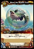 Bloat the Bubble Fish - Loot Card - Unscratched - Unscratched WoW Loot Cards