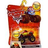 Disney Pixar Cars Frightening McMean (DeLuxe, Toon Series #20)