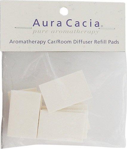 Aura Cacia Ac Portable Diffuser Refill Pads