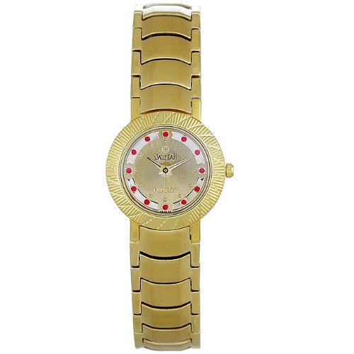 SWISSSTAR Women's Dress Stainless Steel Watch