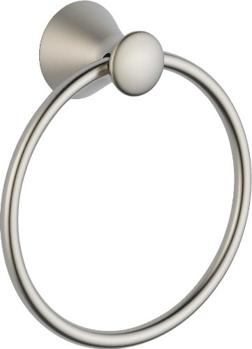 Delta Lahara 73846-SS Towel Ring (Stainless)
