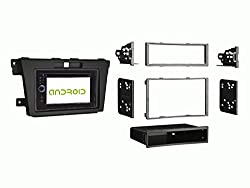 See OTTONAVI Mazda CX-7 2010 In-dash Double Din Android Multimedia K-Series Navigation Radio with Complete Kit Details