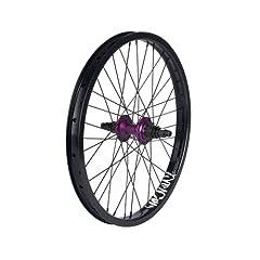 Buy MacNeil DUB Primary BMX Rear Wheel 20 x 1.75, 9T Driver, Purple by MacNeil