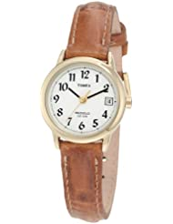 Timex Womens T2J761 Reader Leather