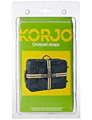 Korjo Luggage Strap Crossed Lsx97