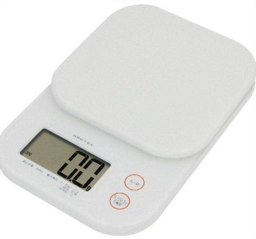 [Lavable pesage Unit? pan / Affichage] DRETEC 0.1g ?chelle num?rique