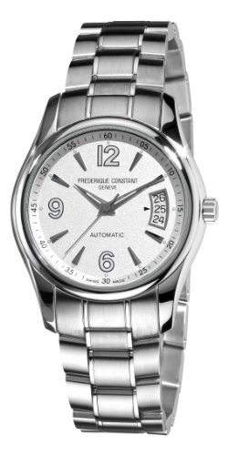 Frederique Constant Men's FC303S4B26B Junior Silver Automatic Dial Watch