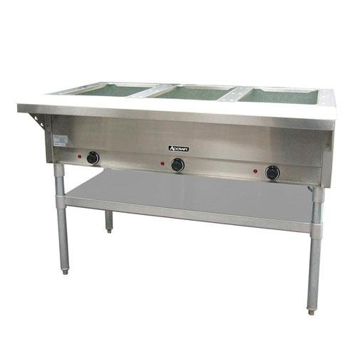 Adcraft - ST-240/4 - 63 3/4 in Four Well Hot Steam Table (Restaurant Equipment Steam Table compare prices)