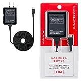 Y!mobile 充電ACアダプタ02 microUSB(Bタイプ)/ブラック AC02-MU-K