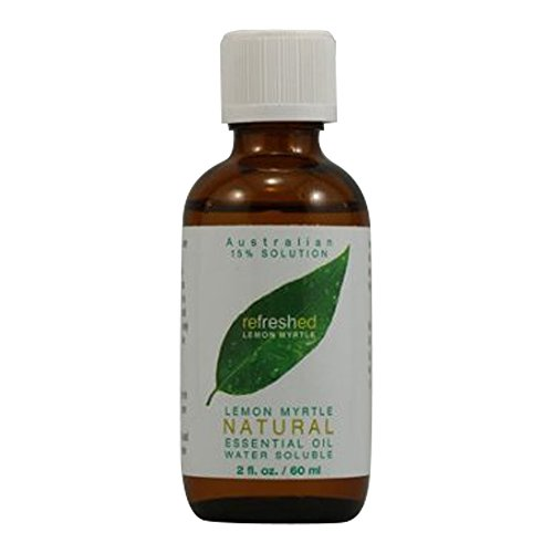Tea Tree Therapy Essential Oil, Lemon Myrtl, 2 Fluid Ounce