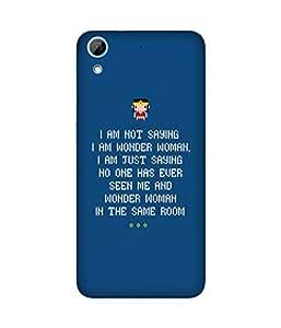 Wonder Woman HTC Desire 826 Case