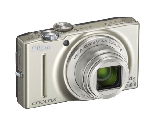 Nikon COOLPIX S8200 16.1 MP 2015
