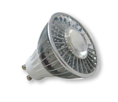 Light Efficient Design Led-5231 Gu10 Base 120-Volt 6-Watt Led Bulb, Daylight
