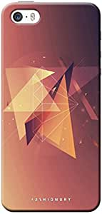 Fashionury Printed Back Case Cover For iPhone 5/5S-Print7462