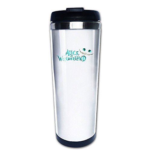 Mensuk Alice In Wonderland 2 Vacuum Cup Coffee/Travel Mugs
