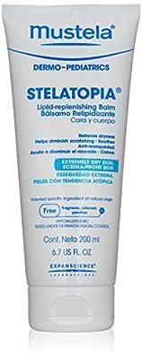 Mustela Stelatopia Moisturizing Emollient Balm for Eczema-Prone Skin, 6.7 oz.