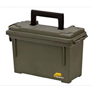 Amazon.com : Plano Ammo Can (Field Box) : Gun Ammunition And Magazine