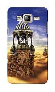 CimaCase Fantasy Designer 3D Printed Case Cover For Samsung Galaxy On5