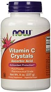 Buy Now Foods Vitamin C Crystals 8 Oz 227 G Online At