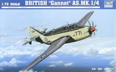 Trumpeter - Fairy Gannet AS Mk1/4