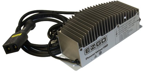 E-Z-GO Powerwise QE Charger with 10-Inch DC Cord, 36-Volt, 16-Amp image