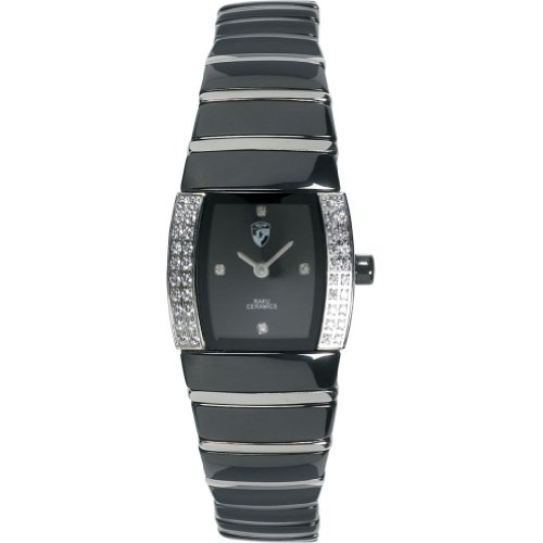 Raku Watches by Heys USA H096833-BLK