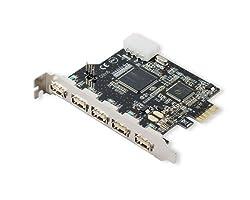 Syba PCI -Expres USB 2.0 5-port Host Controller Card