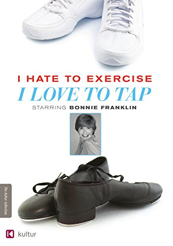 I Hate to Exercise, I Love to Tap - Tap Dance Instruction for Beginners (Tap Dance Instructional Dvd compare prices)