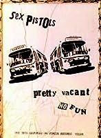 セックス・ピストルズ SEX PISTOLS pretty vacant ポスター(100403)