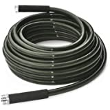 """Water Right PSH2-050-MG Lead Safe High Flow """"Big Guy"""" Garden Hose, 50-Foot x 1/2-Inch, Olive"""