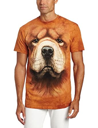 Chow Chow Dog Face Adult Small