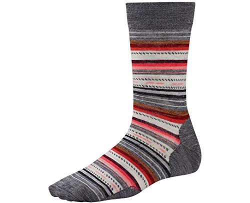 Smartwool Women's Margarita Socks (Medium Gray) Medium