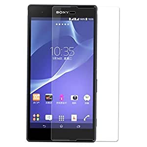 OPUS PRO+ Curve 2.5D TEMPERED GLASS FOR Sony Xperia T2 (PACK OF 2) + OTG CABLE FREE