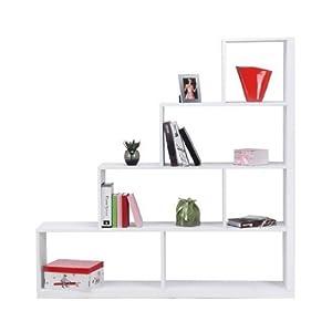 stufenregal raumteiler regal cubetto step. Black Bedroom Furniture Sets. Home Design Ideas