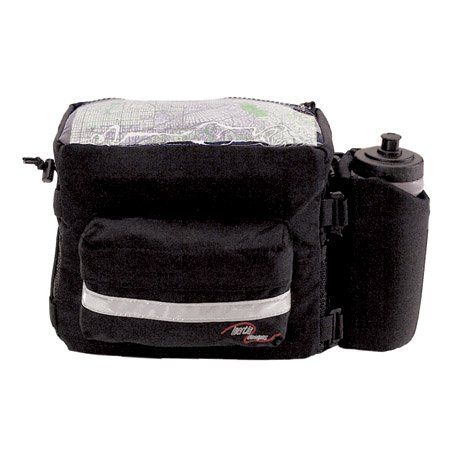Inertia Designs Explorer Handlebar Bag-Black