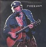 NEIL YOUNG FREEDOM LP (VINYL ALBUM) GERMAN REPRISE 1989