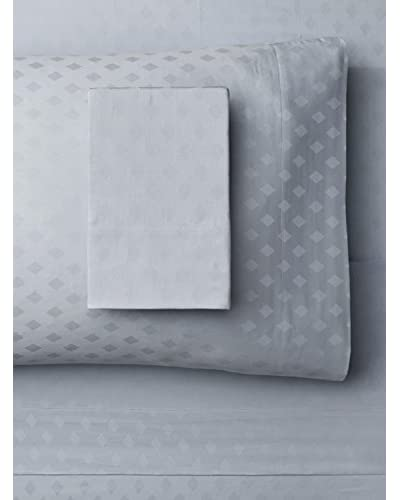 Westport Linens Diamond Jacquard Sheet Set