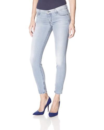 Koral Denim Women's Skinny Jean with Ankle Zippers