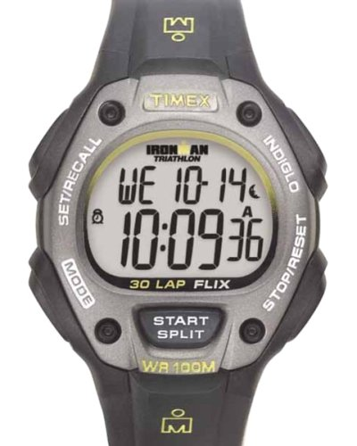 Cheap Timex Ironman T5H431 Triathlon 30-Lap Watch (T5H4319J)