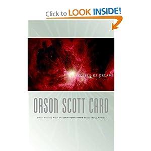 Keeper of Dreams Orson Scott Card