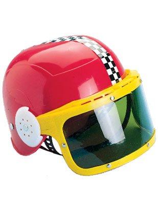 Traje de Niño de accesorios de coche de carreras Racing Casco y visera