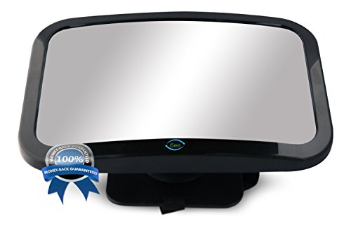 Best Buy! HOLIDAY SEASON SALE 40% OFF - The Original iSee Back Seat Mirror - Large, Wide-Angle View ...