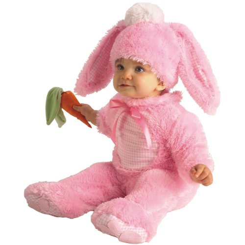 Bunny Rabbit Costume - Pink Easter Bunny Costume WB
